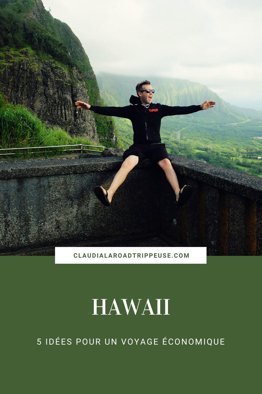 Voyage économique à Hawaii
