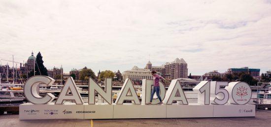 Victoria en Colombie-Britannique