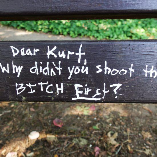 Sur les traces de Kurt Cobain