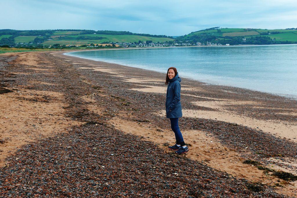 La péninsule de Black Isle en Écosse