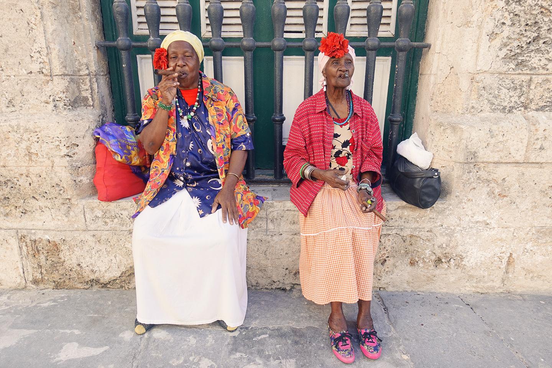 Les femmes cigares de La Havane
