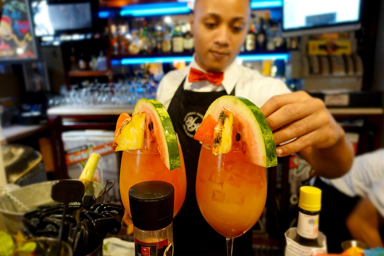 Où manger à la Havane - Restaurant Vitrola