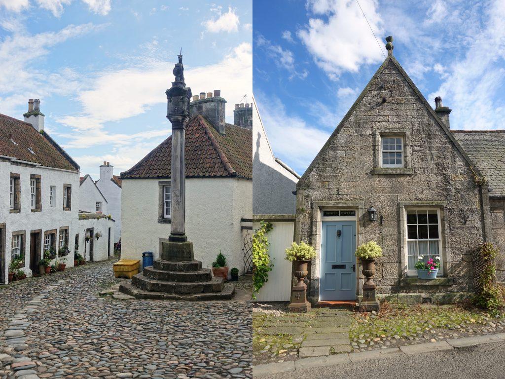 Cullross, village médiéval en Écosse