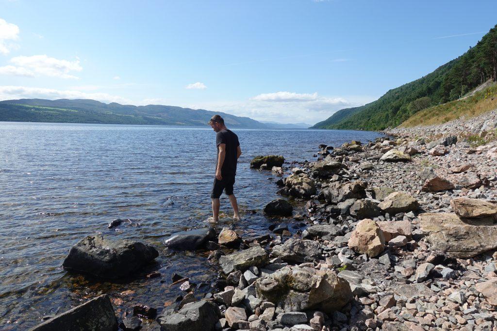 À la recherche de Nessie au Loch Ness