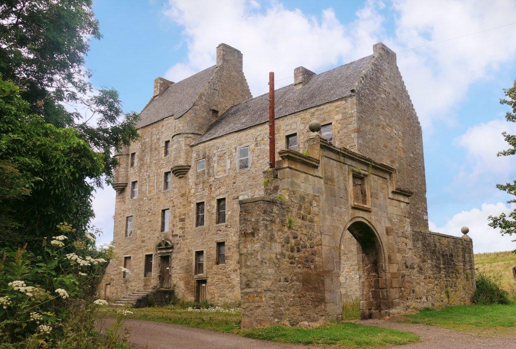 Midhope Castle, le château d'Outlander