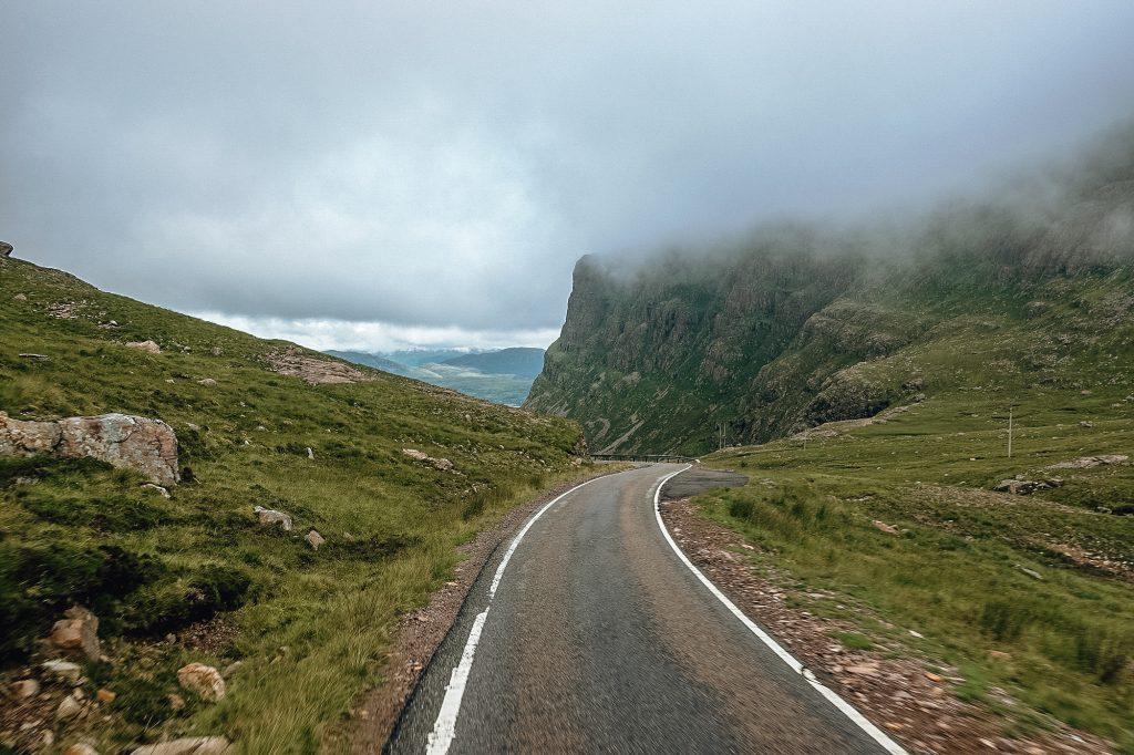 Bealach Na Ba Écosse