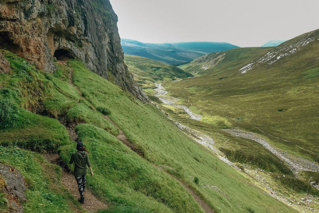 Découverte des Bone Cave en Écosse